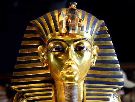King Tut suffered from cleft palate, club foot, malaria