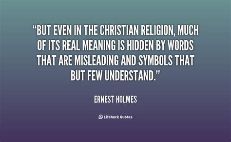 Ernest Holmes Quotes On Faith