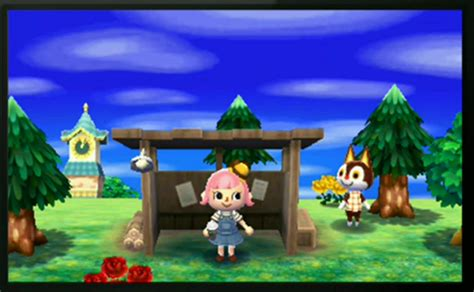 Analysis of the new Animal Crossing 3DS screenshots from