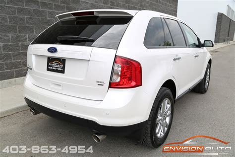 2011 Ford Edge SEL All Wheel Drive – 1 Owner - Envision Auto