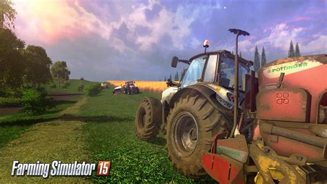 Farming Simulator 15 Arrives on Xbox One and PlayStation 4
