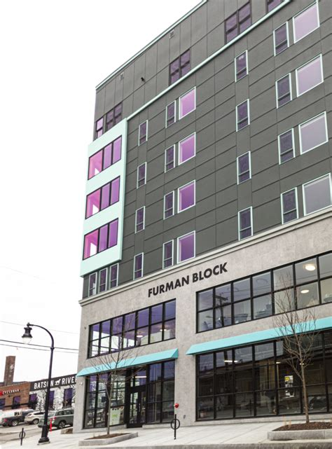 The Furman Block: New construction apartments in Bayside