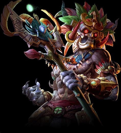 Smite Gets Some Fresh Meat: Ah Puch, the Horrific God of Decay