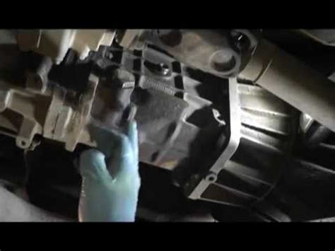 Land Rover Discovery Gearbox Oil Change