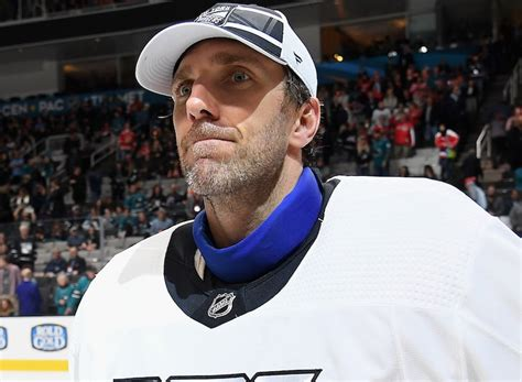 NHL's Henrik Lundqvist Recovering After Open Heart Surgery