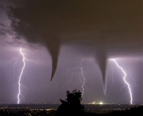 What Causes Tornadoes?, 21 Deadliest Tornadoes, Lightning