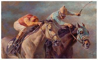 A Tribute to Legendary Equine Artist Fred Stone   HORSE NATION