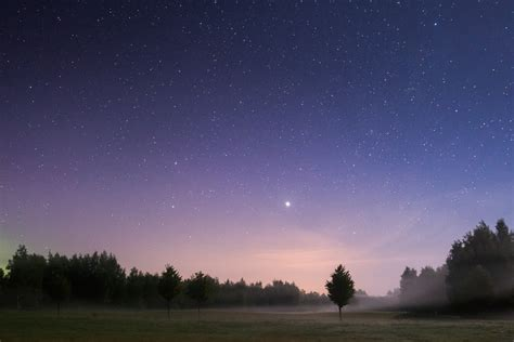 How To Process Star & Night Sky Pictures in Lightroom 5