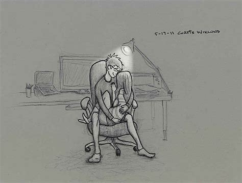 Husband Illustrates Everyday Life With Wife In 40 Pictures