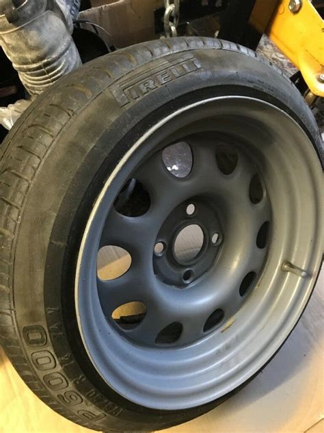 Banded steel wheels 14 inch 4x100 | in Eastbourne, East