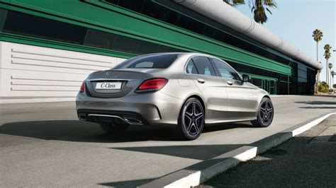 Mercedes-Benz C-Class launched in petrol variant; Check
