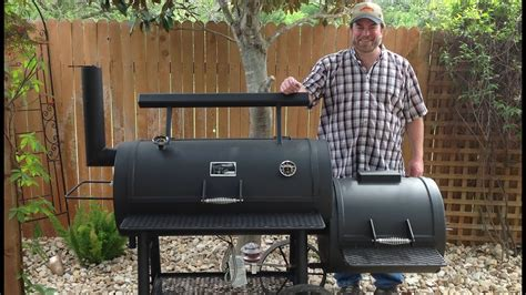Offset Smoker Fire Management - How To Video - YouTube