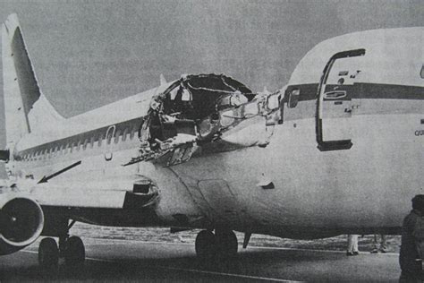 On This Day, April 28: Roof of Aloha Airlines plane rips