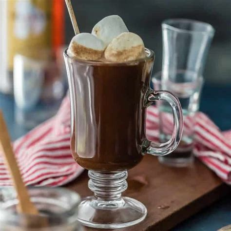 Chocolate Hot Buttered Rum Recipe - The Cookie Rookie®
