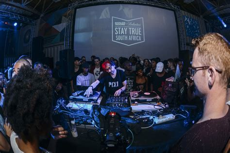 Discovering Cape Town's house music scene
