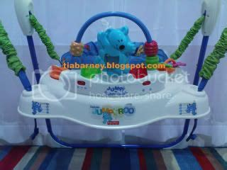 tiabarney used toys: Fisher Price Jumperoo ( Sold )