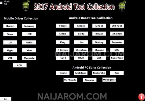 2017 Android Tool Collection - Best Android Tools 2017