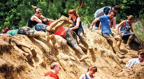 The 5 Best Obstacle Course Races for Any Level   Muscle