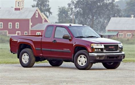 Used 2006 GMC Canyon Pricing - For Sale   Edmunds