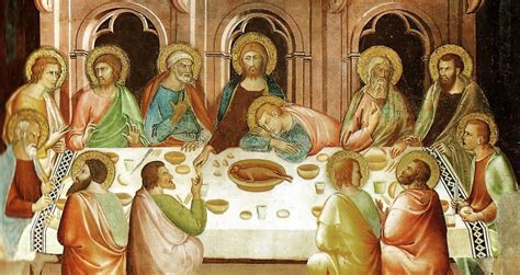 HOLY THURSDAY MASS OF THE LAST SUPPER, APRIL 18, 2019