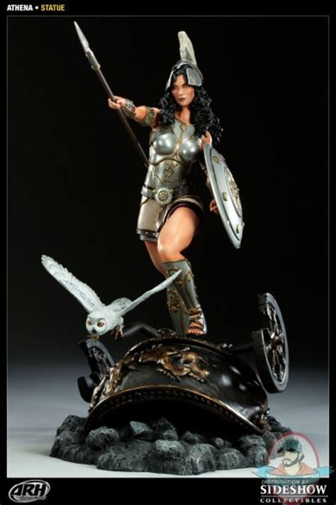 1/4 Scale Athena Statue by ARH Studios   Man of Action Figures