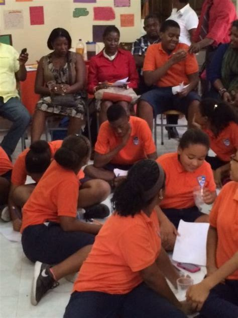 Peace Literacy: Advocacy and Action in Haiti - Bread Loaf