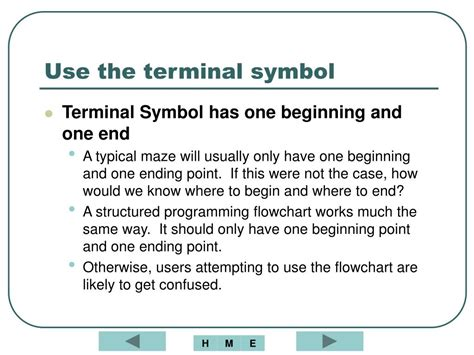 PPT - Use Flowchart Symbols for Structured Programming