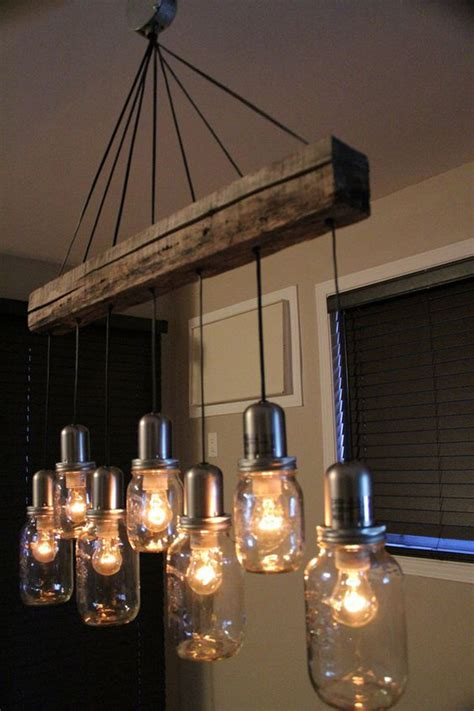 15 Natural DIY Wood Chandelier Ideas | Home Design And