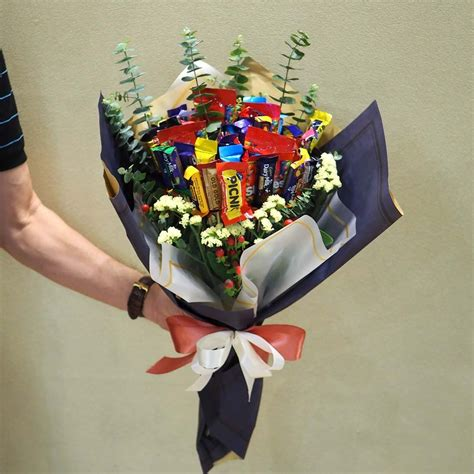 9 Edible Bouquets In Singapore To Surprise Your Foodie