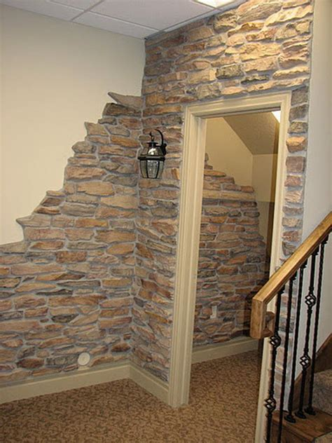 20 Clever and Cool Basement Wall Ideas - Hative