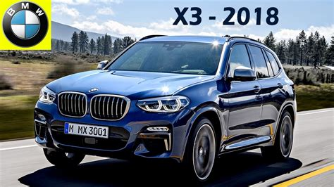 BMW X3 2018 (3rd Gen) Full Details Explained | Price