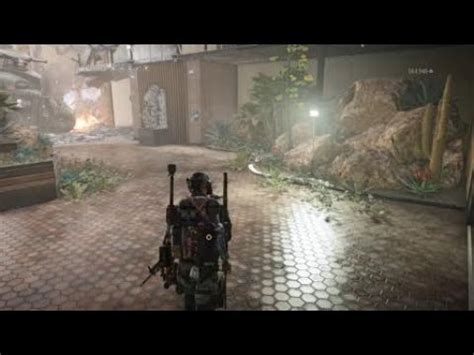 The Division® 2 Classified Mission/Embassy - YouTube