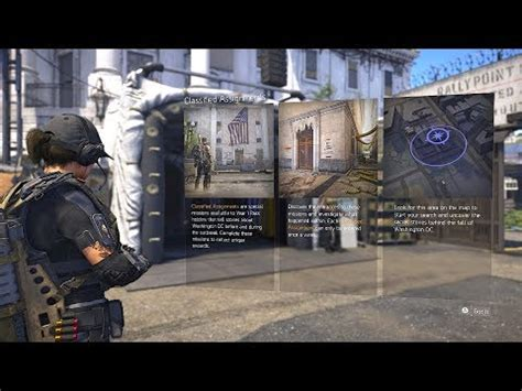 The Division 2 - *New* Classified Assignment - National