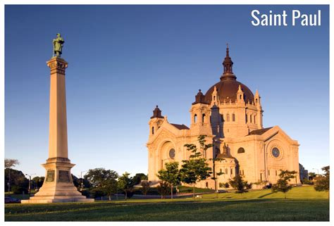 Saint Paul, Minnesota - Detailed climate information and