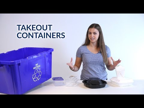 Which Takeout Containers You Can Recycle - Chowhound