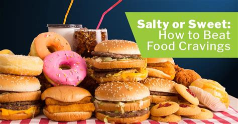 Salty or Sweet: How to Beat Food Cravings | ISSA