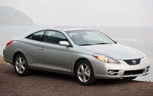 Toyota Camry Solara Review - Research New & Used Toyota