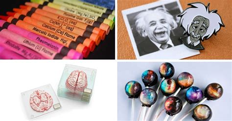 14 Science Gifts for the Chemist, Biologist, or Physicist