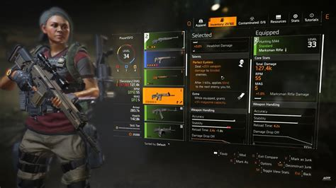 The Division 2 - Gear 2