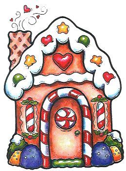 Free Gingerbread House Clip Art, Download Free Clip Art