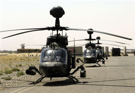 Bell OH-58 Kiowa Armed Scout and Reconnaissance / Light