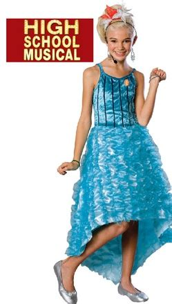 Deluxe Sharpay Costume - High School Musical