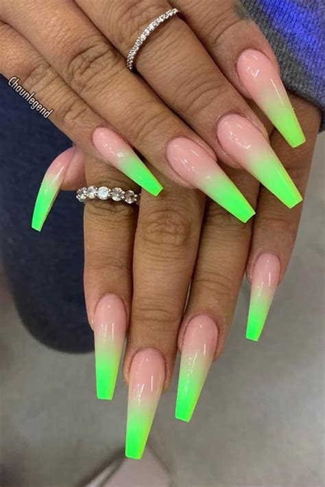 43 Neon Green Nails to Inspire Your Summer Manicure   StayGlam