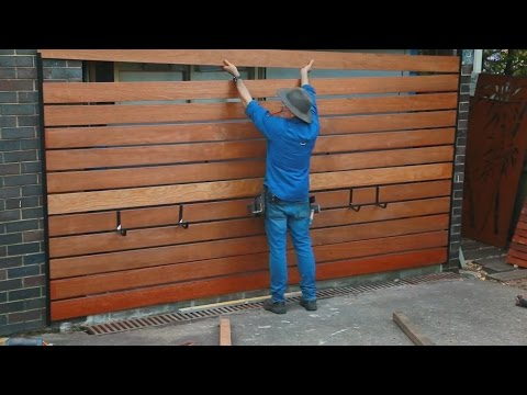 Screen Panels available from Bunnings Warehouse