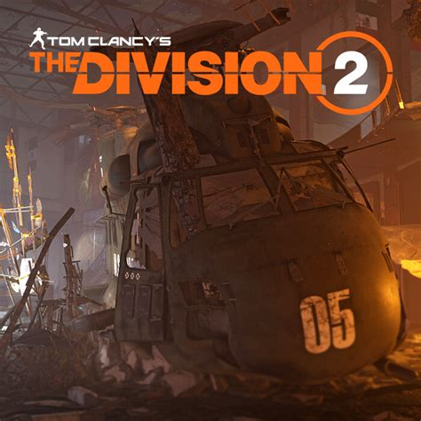 ArtStation - Tom Clancy's The Division 2 - Classified