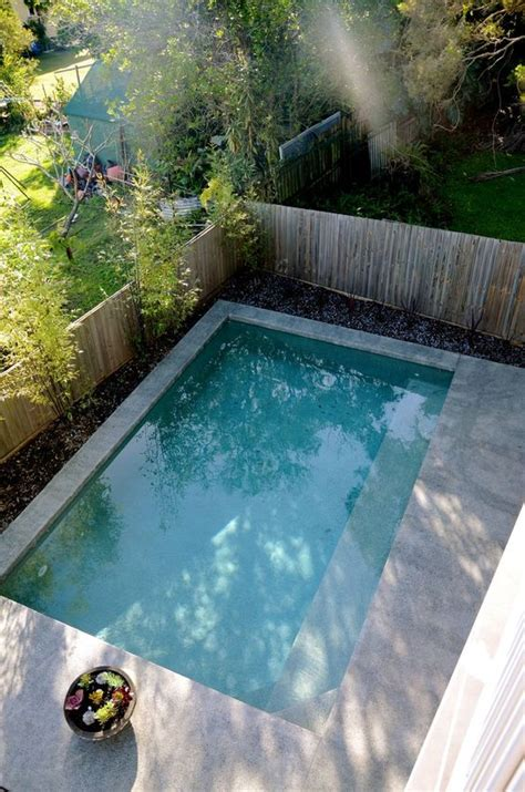 28 Cool Plunge Swimming Pools For Outdoors - DigsDigs