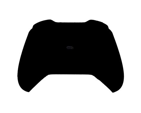 Xbox One Controller Silhouette at GetDrawings   Free download