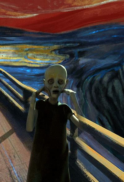 Famous Artist Animated Painting Gifs at Best Animations