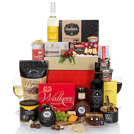 Gift Baskets to Singapore | Fruit Hampers Delivery Online
