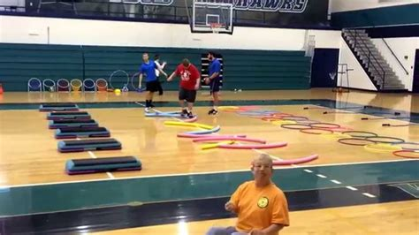 Adapted Physical Education - Transform your gym - YouTube